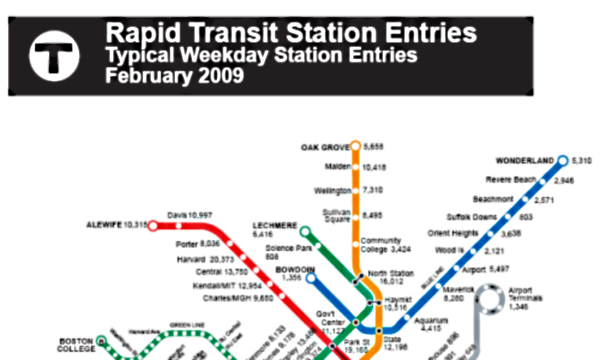 mbta train schedule