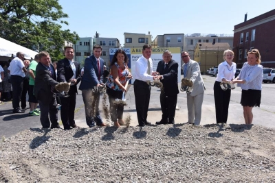 Paris Village Breaks Ground in East Boston