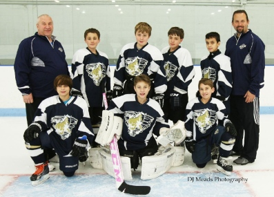 Malden East Boston Youth Hockey